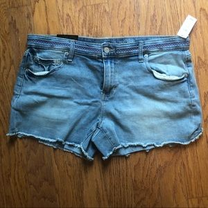 Gap Girlfriend Short 16/33 New with Tags